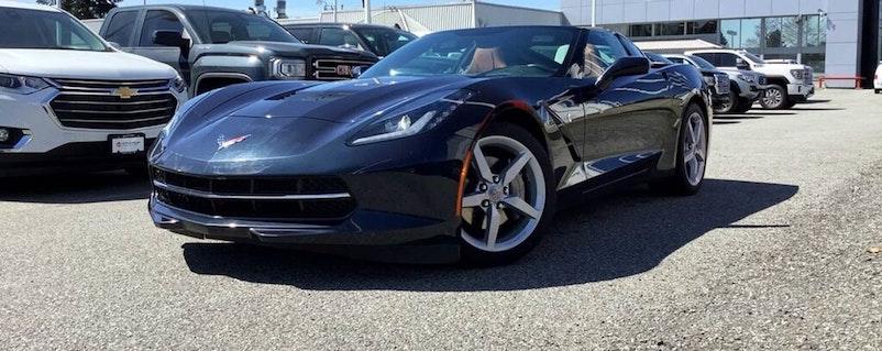 Chevrolet Corvette 6.2 V8 2LT 43'800 km 58'990 CHF - buy on carforyou.ch - 1