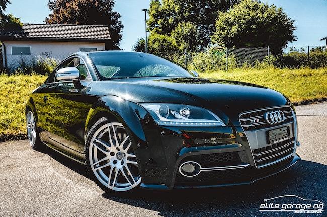 Audi TTS / TTRS TTS Coupé 2.0 TFSI quattro S-tronic 101'500 km 19'800 CHF - buy on carforyou.ch - 1