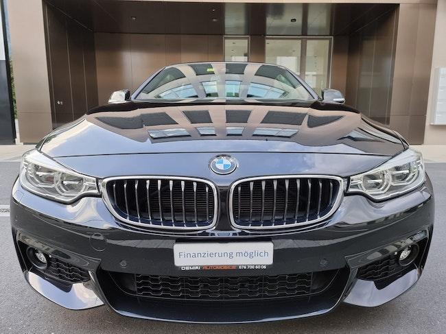 BMW 4er 428i Cabriolet xDrive Steptronic M-Sportpaket 49'700 km 31'900 CHF - acheter sur carforyou.ch - 1