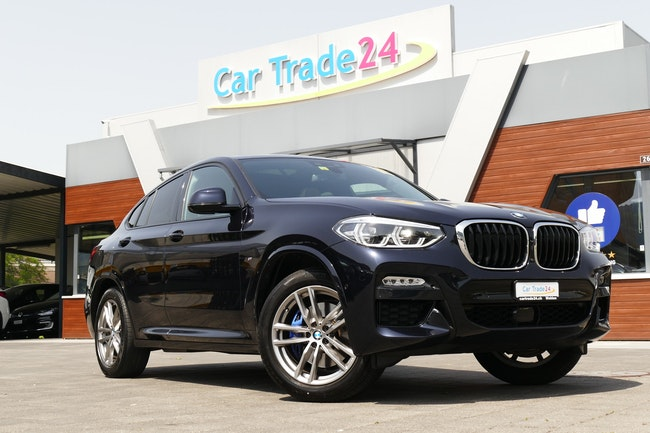 BMW X4 xDrive 30i M Sport 28'400 km 57'900 CHF - acheter sur carforyou.ch - 1