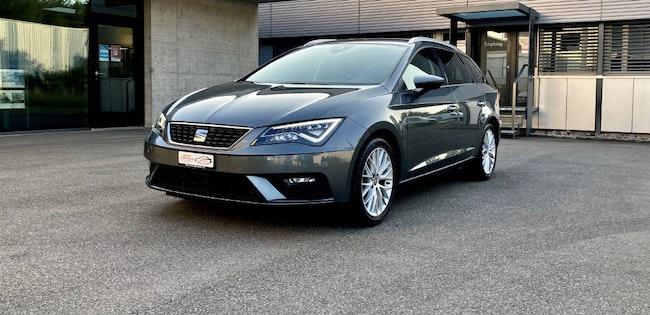 SEAT Leon ST 1.4 TGI Style 26'100 km 18'900 CHF - buy on carforyou.ch - 1