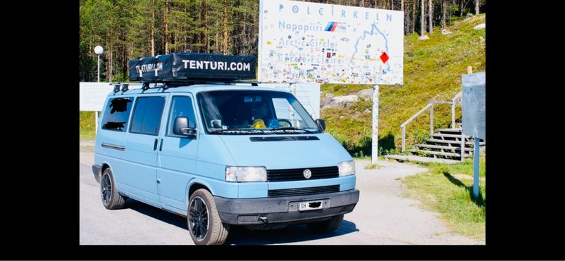 VW T4 1.9TD lang Camping Bus, Familie, Allrounder 190'000 km CHF9'999 - acheter sur carforyou.ch - 1