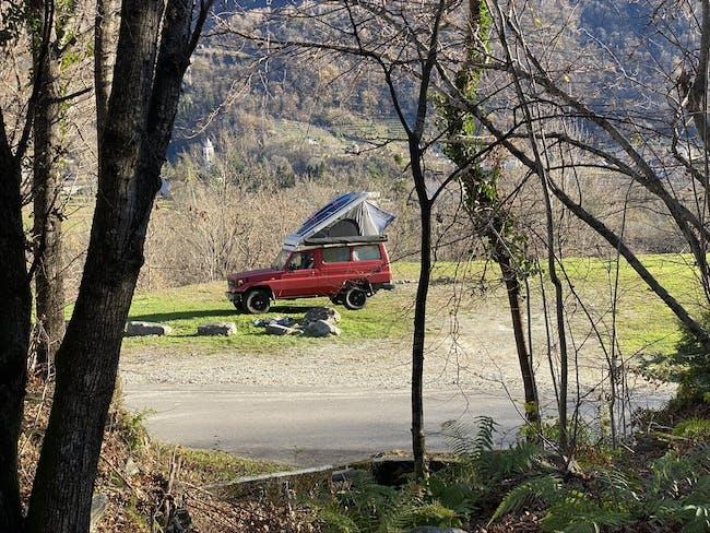 Toyota Land Cruiser 400 Land Cruiser HZJ75 4x4 Rote Zora 250'000 km CHF65'000 - kaufen auf carforyou.ch - 1
