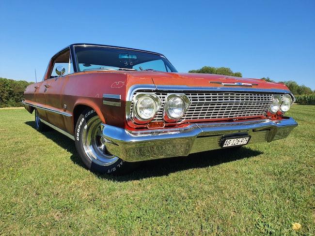 Chevrolet Impala 5,7 Rat Rod 40'000 km 39'500 CHF - acquistare su carforyou.ch - 1
