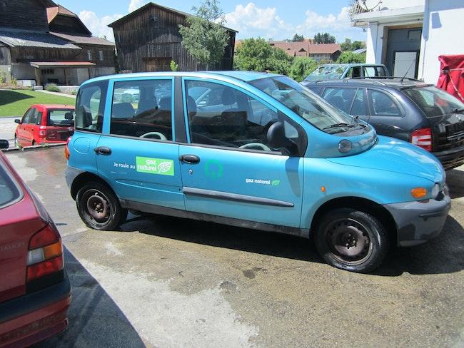 Fiat Multipla équipé installation  gaz GPL homologué 190'000 km CHF1'500 - kaufen auf carforyou.ch - 1