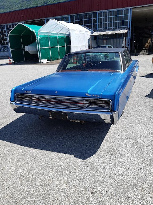 """Chrysler New Yorker 1968 Chrysler New Yorker 440"""" Restauration Objekt 100'000 km 12'500 CHF - acheter sur carforyou.ch - 1"""