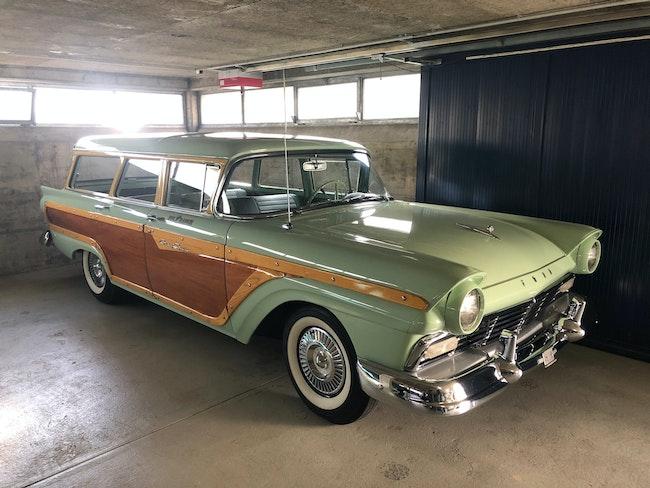 Ford Fairlane Station Wagon 1957 75'000 km CHF49'500 - acquistare su carforyou.ch - 1