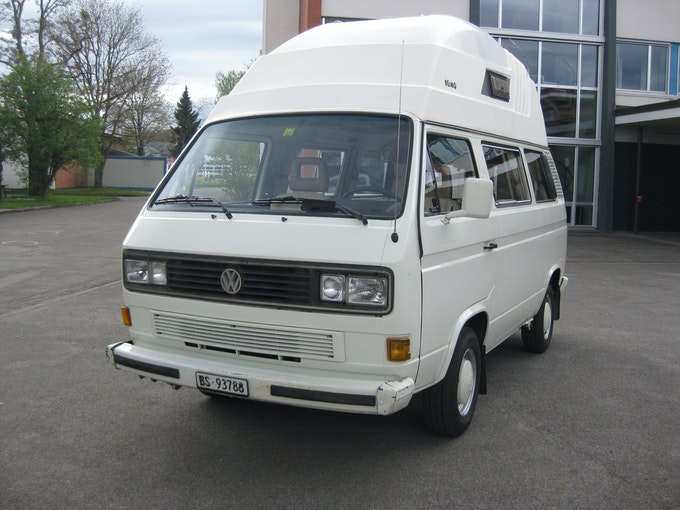 VW Typ 2 BUS T3 Multivan 250'000 km CHF19'800 - kaufen auf carforyou.ch - 1