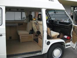 VW Typ 2 BUS T3 Multivan 250'000 km CHF19'800 - kaufen auf carforyou.ch - 2