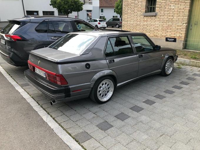 Alfa Romeo 75 Alfa 75 3.0 QV 120'000 km CHF29'900 - acquistare su carforyou.ch - 1
