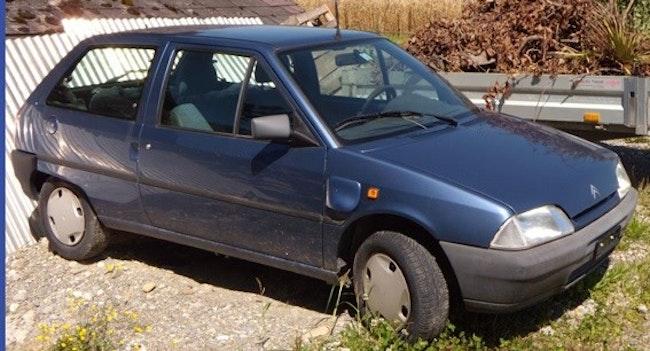 Citroën AX Citröen AX Elecetic der ersten Generation. Rarität! 25'000 km 3'200 CHF - buy on carforyou.ch - 1