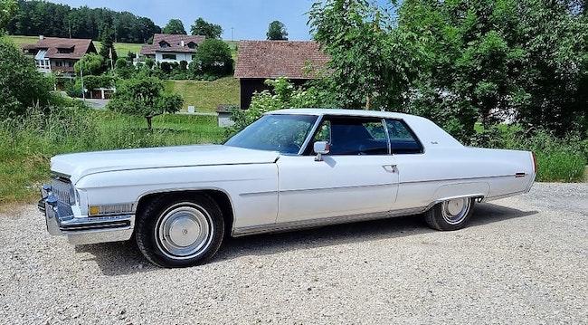 Cadillac De Ville 1973 Cadillac Coupe Deville 80'000 km 19'500 CHF - acquistare su carforyou.ch - 1