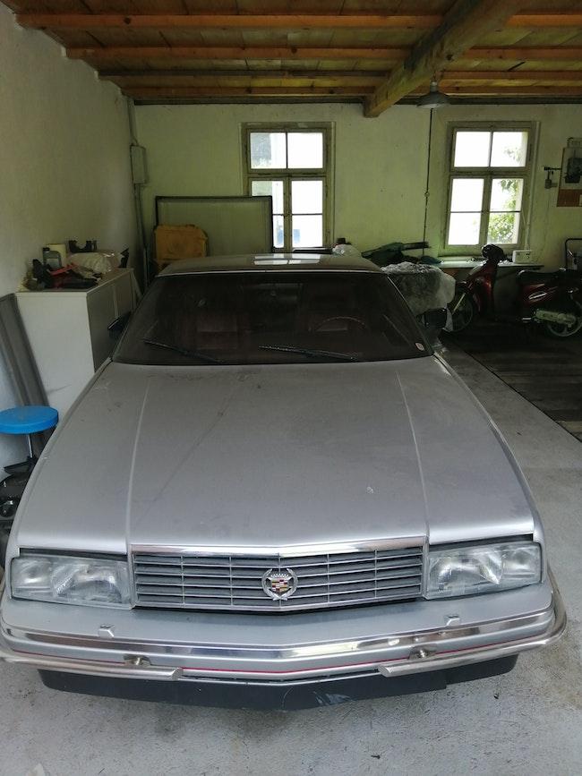 Cadillac Allanté Allante Cabriolet 110'000 km 5'400 CHF - acquistare su carforyou.ch - 1