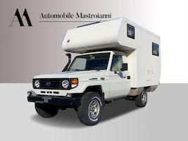 Toyota Land Cruiser 400 Pick-up 4.2 D 4x4 103'400 km CHF75'900 - acheter sur carforyou.ch - 3