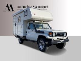 Toyota Land Cruiser 400 Pick-up 4.2 D 4x4 103'400 km CHF75'900 - acheter sur carforyou.ch - 2