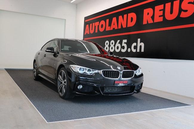 BMW 4er 430d Gran Coupé xDrive M Sport Steptronic 86'700 km 29'990 CHF - acheter sur carforyou.ch - 1