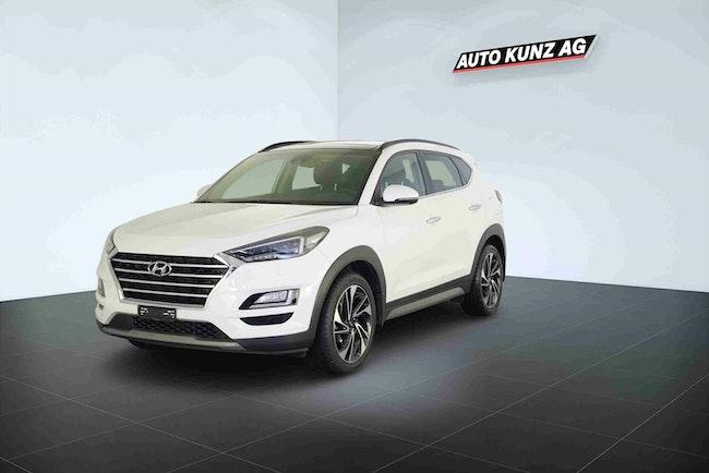 Hyundai Tucson 1.6 TGDI Platin Edition Plus Automat 36'001 km 29'489 CHF - buy on carforyou.ch - 1