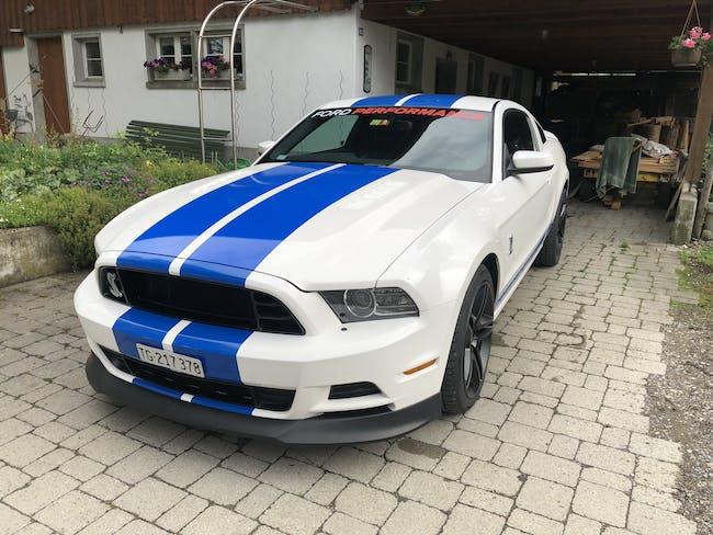 Ford USA Mustang Coupé 5.0 V8 GT Premium 140'000 km CHF27'500 - kaufen auf carforyou.ch - 1