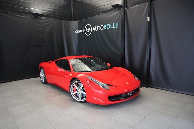 Ferrari 458 Italia 4.5 V8 26'000 km CHF159'700 - buy on carforyou.ch - 1