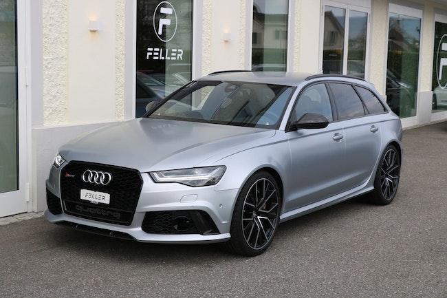 Audi S6 / RS6 RS6 Avant 4.0 TFSI V8 performance quattro 38'900 km 84'500 CHF - buy on carforyou.ch - 1