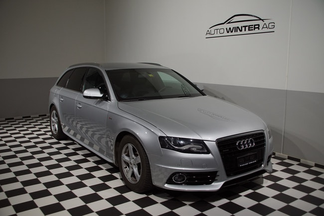 Audi A4 Avant 2.0 TFSI quattro 85'000 km 11'500 CHF - acheter sur carforyou.ch - 1