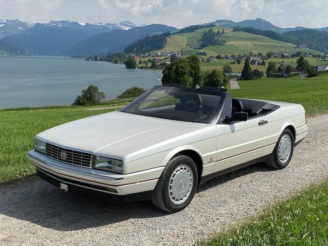 Cadillac Allanté Convertible 86'600 km 8'900 CHF - acquistare su carforyou.ch - 1