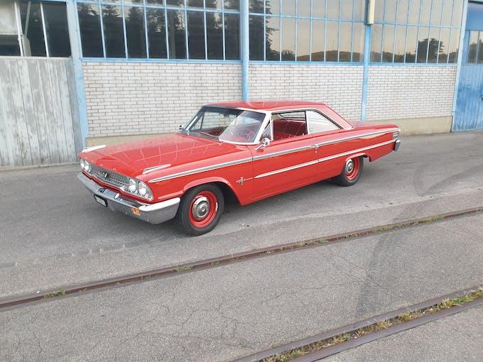 Ford Galaxie 500 157'000 km CHF55'000 - buy on carforyou.ch - 1