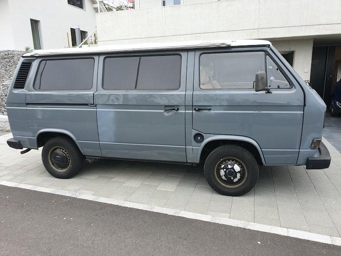 VW Typ 2 Bus T3 Typ 2 180'000 km CHF12'900 - acquistare su carforyou.ch - 1