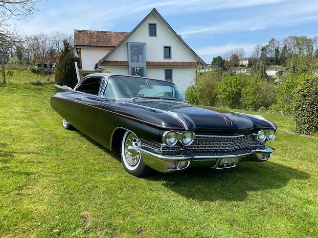 Cadillac De Ville 1960er Cadillac Coupe Deville **Unikat** 45'000 km CHF60'000 - acheter sur carforyou.ch - 1