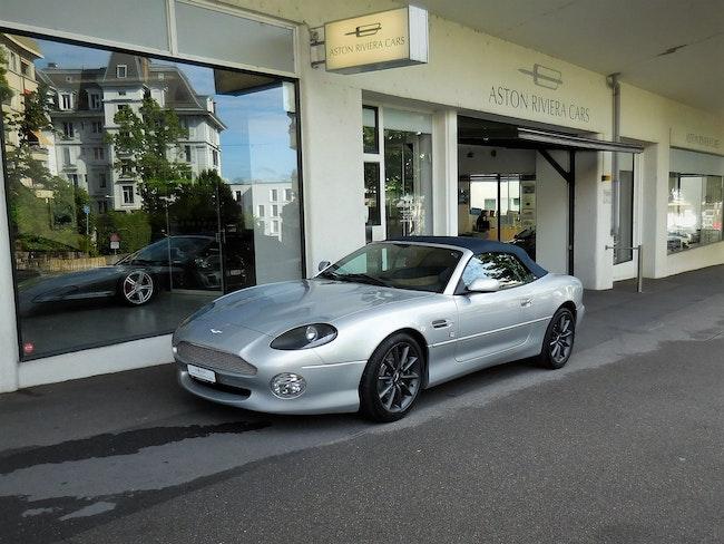 Aston Martin DB7 Volante 81'000 km CHF59'700 - buy on carforyou.ch - 1