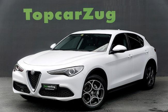 Alfa Romeo Stelvio 2.0 Super Q4 Aut. ** CH-Auslieferung ** 26'000 km 35'800 CHF - acquistare su carforyou.ch - 1