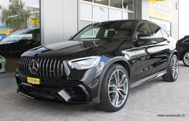 Mercedes-Benz GLC-Klasse GLC 63 AMG GLC Coupé 63 S AMG 4Matic 9G-Tronic 22'900 km 96'700 CHF - buy on carforyou.ch - 1
