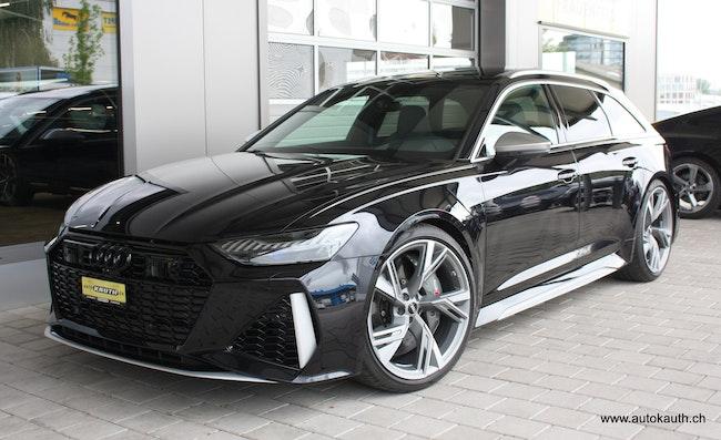 Audi RS6 ABT Avant 4.0 TFSI V8 qu.*700PS-Keramik* 7'500 km 159'900 CHF - buy on carforyou.ch - 1
