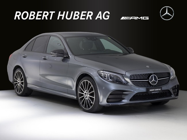 Mercedes-Benz C-Klasse C 220d AMG Line 4Matic 22'900 km 42'900 CHF - buy on carforyou.ch - 1