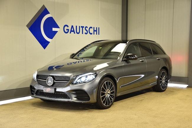 Mercedes-Benz C-Klasse C 220 d Swiss Star AMG Line 4Matic 9G-Tronic 25'500 km 42'800 CHF - acheter sur carforyou.ch - 1