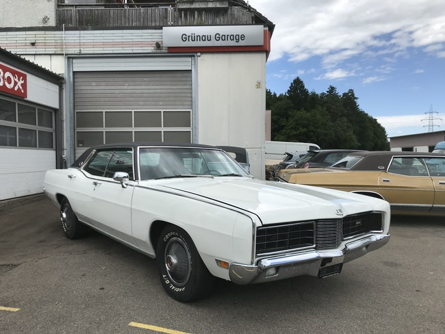 Ford USA other LTD Brougham 110'000 km CHF25'000 - buy on carforyou.ch - 1