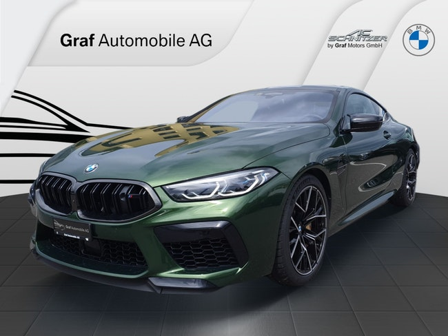 BMW 8er M8 xDrive M Competition 26'500 km 147'800 CHF - buy on carforyou.ch - 1