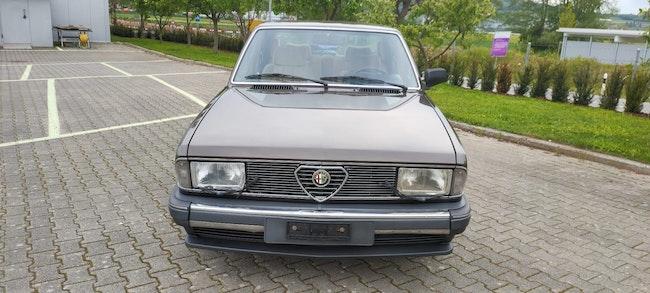Alfa Romeo 6 2.5 Q.Oro 93'000 km 7'800 CHF - kaufen auf carforyou.ch - 1