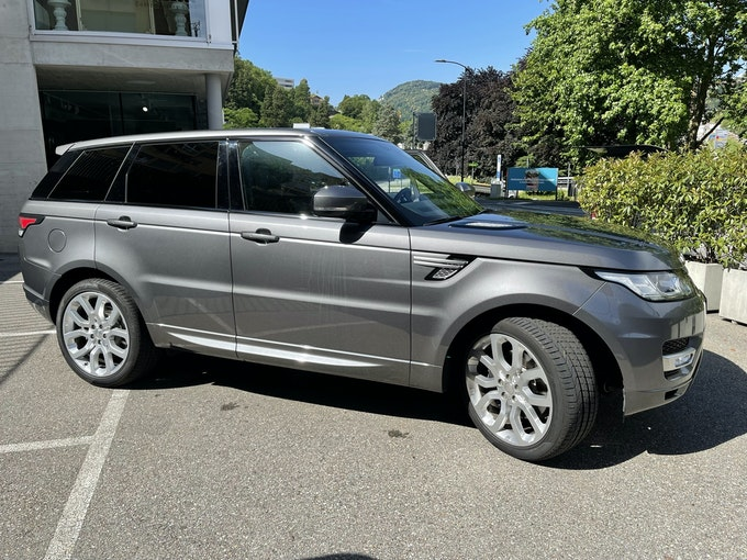 Land Rover Range Rover Sport RANGE ROVER SPORT 60'000 km CHF45'900 - acheter sur carforyou.ch - 1
