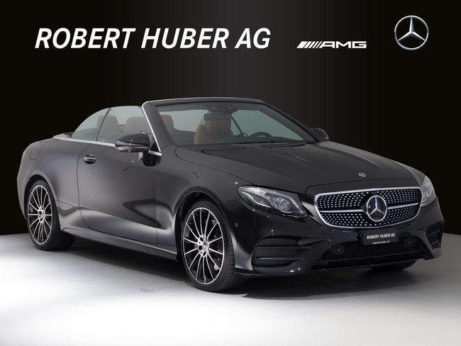 Mercedes-Benz E-Klasse E 450 AMG Line 4 Matic 13'100 km 69'900 CHF - buy on carforyou.ch - 1