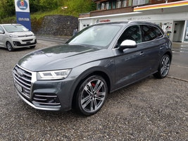 Audi SQ5 3.0 V6 TFSI quattro T-Tronic 50'000 km CHF55'900 - buy on carforyou.ch - 2