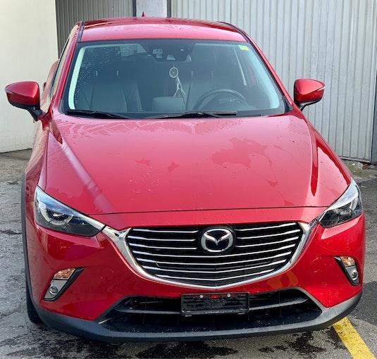 Mazda CX-3 CX3  D-105 65'000 km CHF17'600 - buy on carforyou.ch - 1