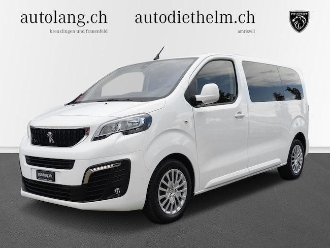 Peugeot Traveller Standard 2.0 BlueHDi 180 Business S/S 25 km CHF44'800 - acquistare su carforyou.ch - 1