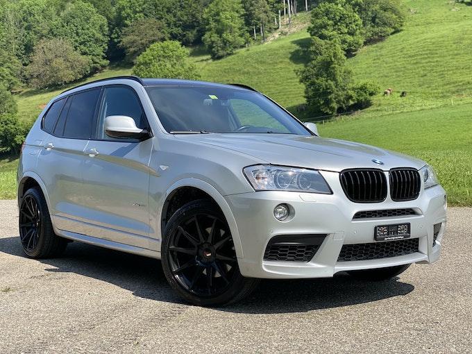 BMW X3 35d F25 Frisch ab Service und MFK 140'000 km CHF24'999 - acheter sur carforyou.ch - 1
