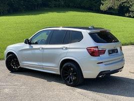 BMW X3 35d F25 Frisch ab Service und MFK 140'000 km CHF24'999 - acheter sur carforyou.ch - 3