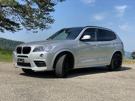 BMW X3 35d F25 Frisch ab Service und MFK 140'000 km CHF24'999 - acheter sur carforyou.ch - 2