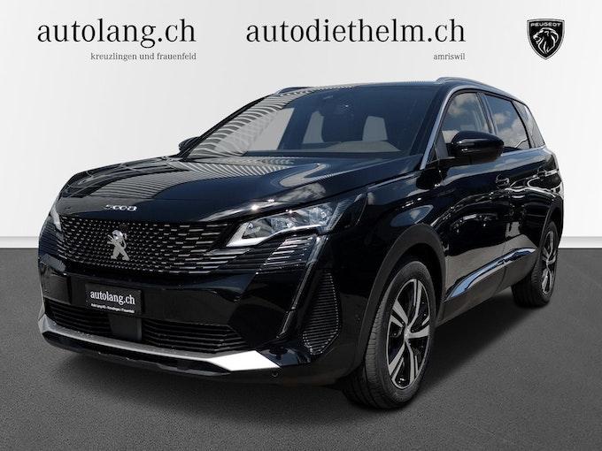 Peugeot 5008 1.6 PureTech GT 25 km CHF50'600 - acheter sur carforyou.ch - 1
