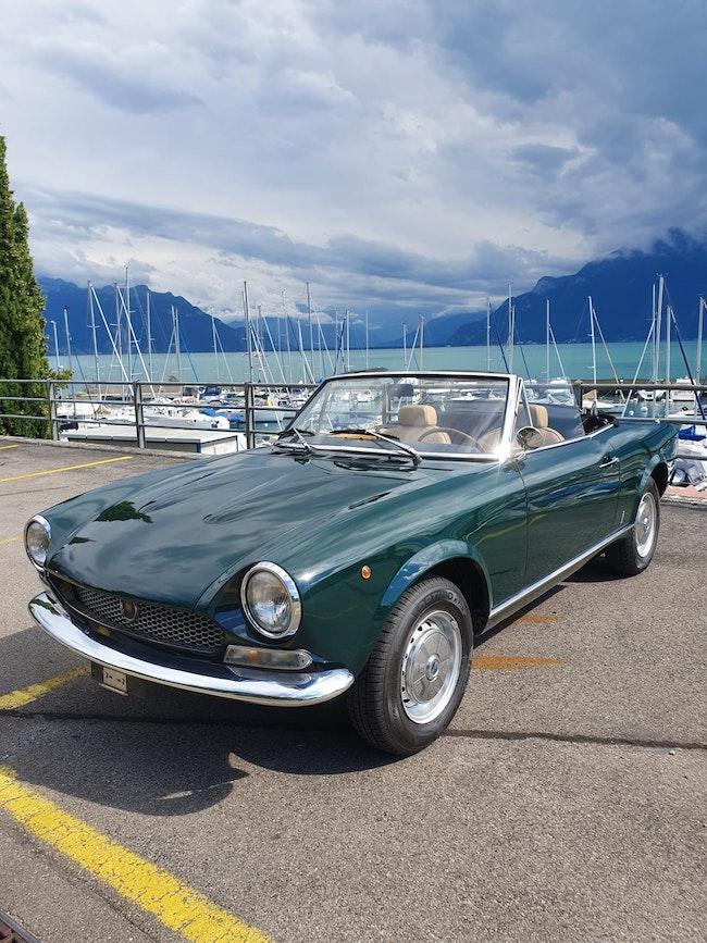 Fiat 1800 1800 96'500 km CHF27'999 - kaufen auf carforyou.ch - 1