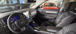 Renault Koleos Neuer Koleos INITIALE PARIS Blue dCi 185 4WD X-Tronic CHF51'040 - buy on carforyou.ch - 3