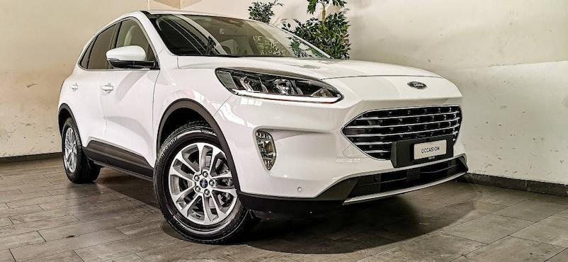 Ford Kuga 2.0 EcoBlue Titanium X 4x4 19'000 km CHF34'500 - acquistare su carforyou.ch - 1